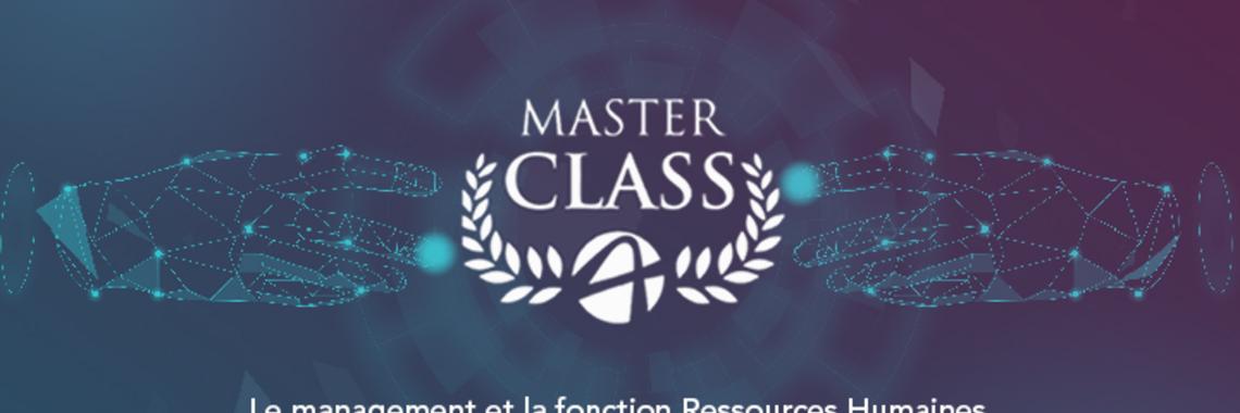 Inscrivez-vous à notre prochaine MasterClass